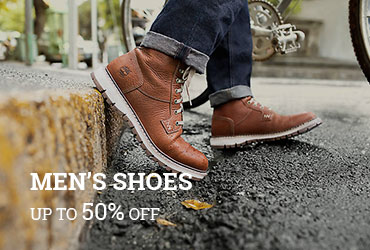 Sale off 50% men shoes